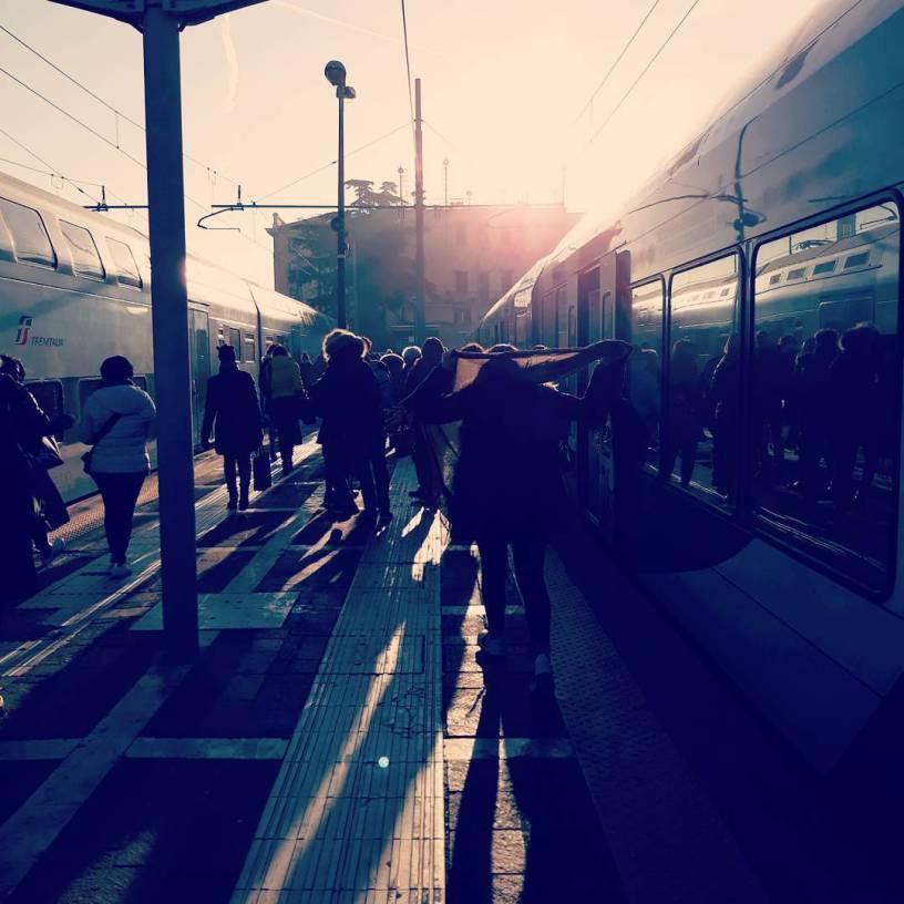 Venezia Train Station 20-11-2017